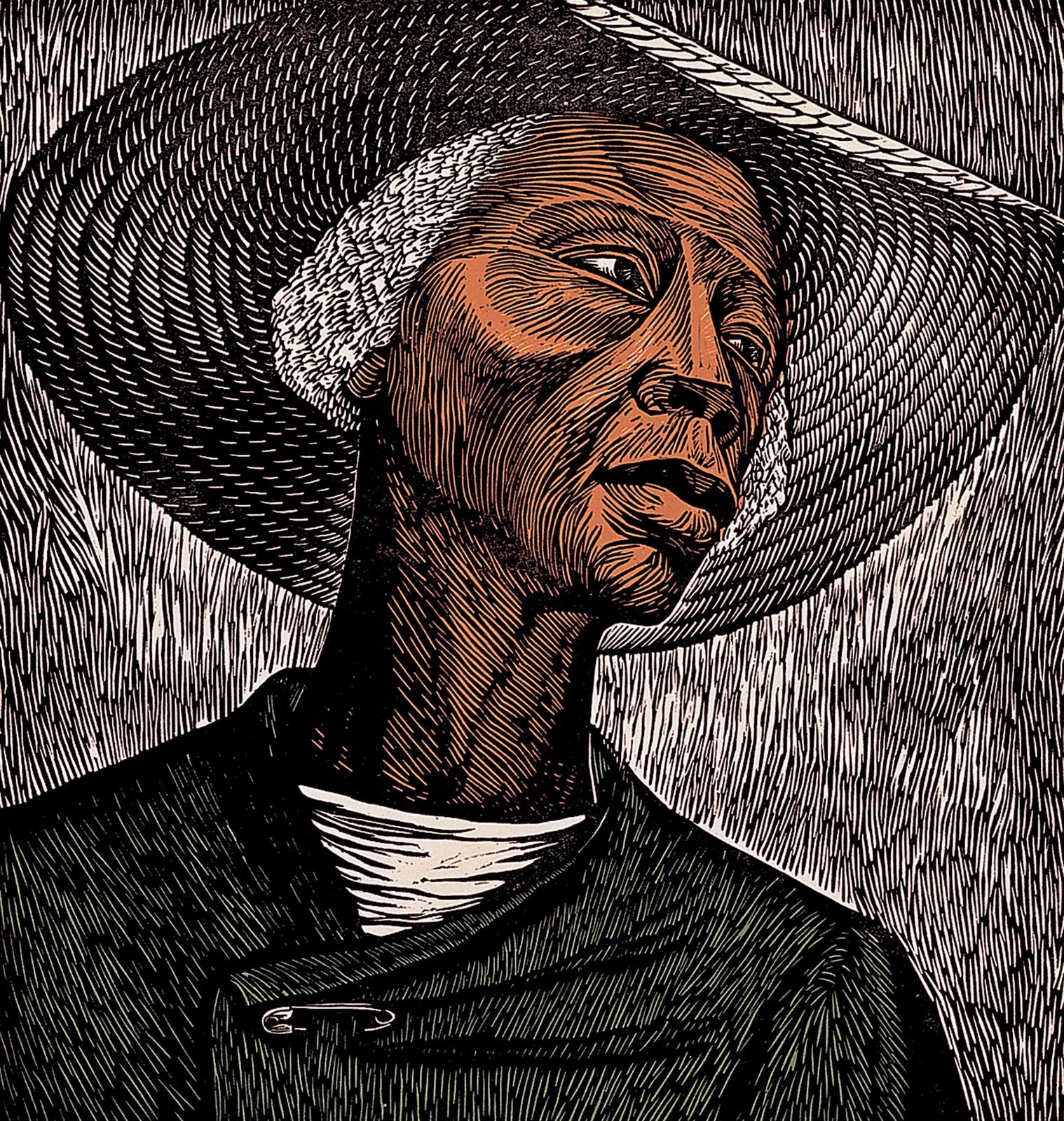 elizabeth catlett Naomi beckwith examines the overlooked printmaker and sculptor elizabeth catlett.