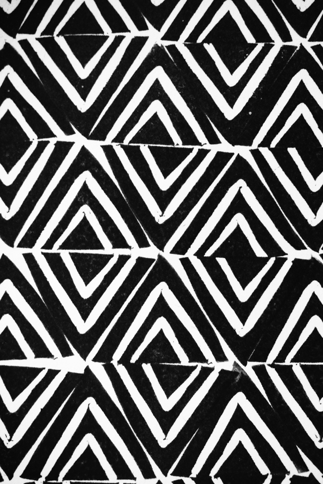 Free Patterned Iphone Wallpaper Mountains Cotton Flax