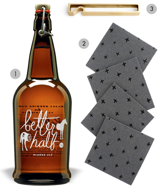 Cotton & Flax - manly gift guide
