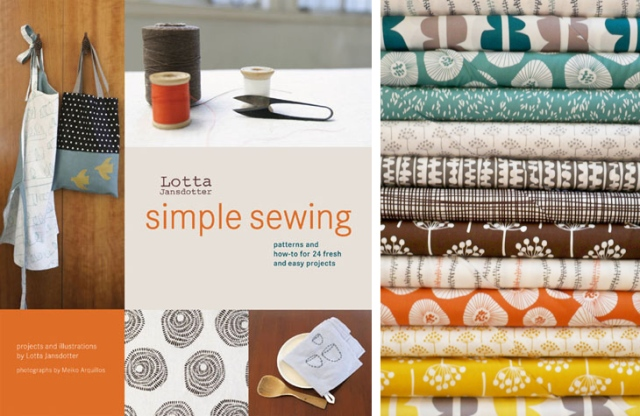 lotta jansdotter simple sewing
