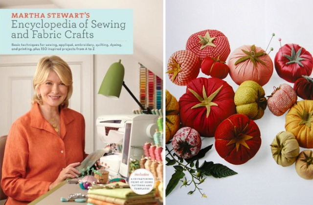 martha stewart encyclopedia of sewing
