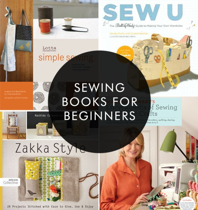 Best Sewing Books for Beginners