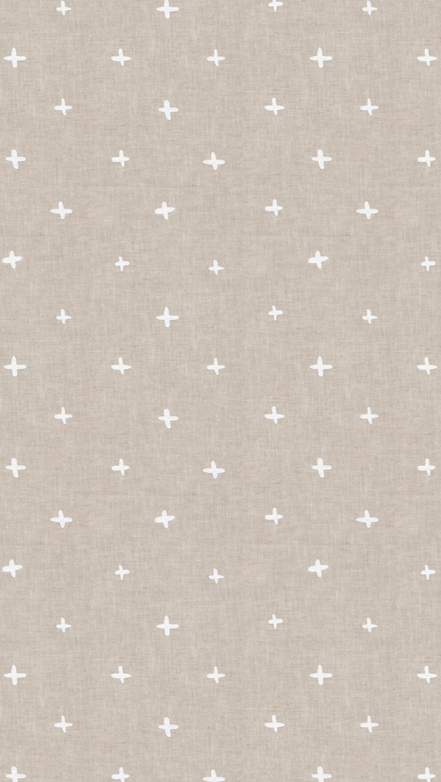 Free Patterned IPhone Wallpaper Simple Positivity