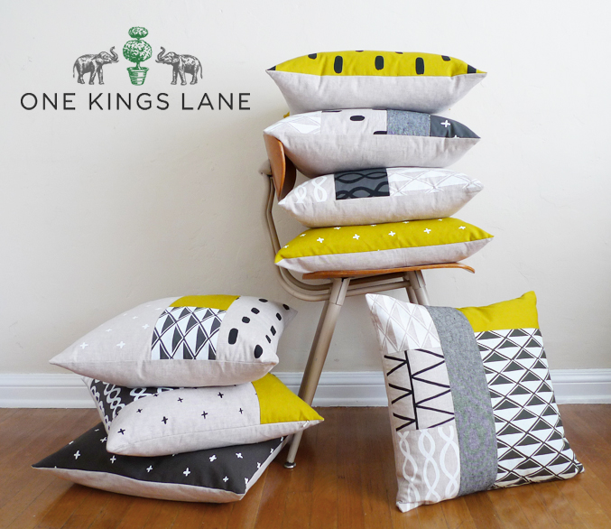 Cotton & Flax for One Kings Lane