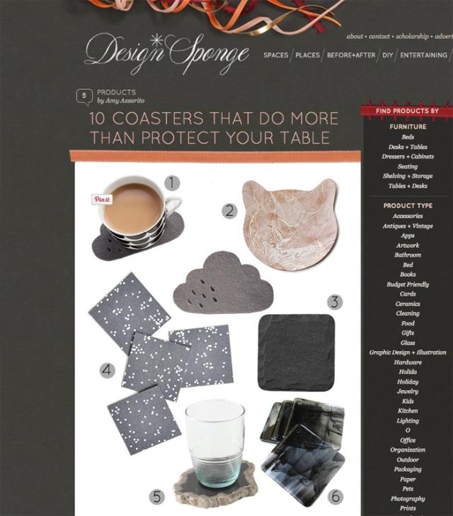 Design Sponge Feature