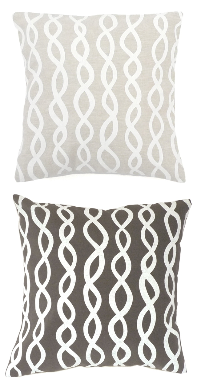 DNA Pillows from Cotton & Flax